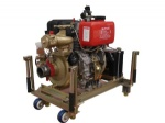 Marine CWY-30/40 fire fighting pumps